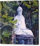 Budha Ubud Bali Indonesia 2008  Canvas Print