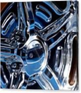 Budnik Wheel 01 Canvas Print