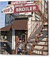Bud's Broiler New Orleans Canvas Print