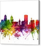 Buffalo Cityscape 06 Canvas Print