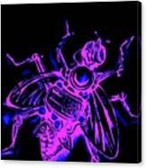 Bug 9 Canvas Print