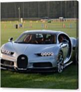 Bugatti Chiron Canvas Print