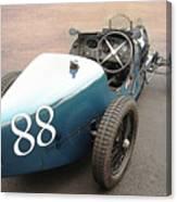 Bugatti Type 35 # 88 Canvas Print