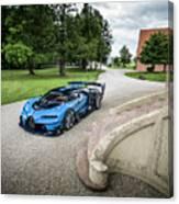 Bugatti Vision Gt Canvas Print