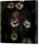 Bugged Canvas Print