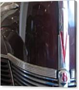 Buick 8 Canvas Print
