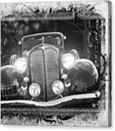 Buick Canvas Print