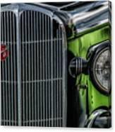Buick Molson Washington Canvas Print