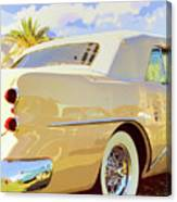 Buick Super Canvas Print