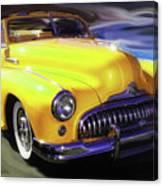 Buick Time Warp Canvas Print