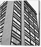 Building In Mexico Canvas Print