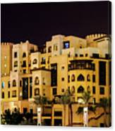 Dubai Architecture  Canvas Print