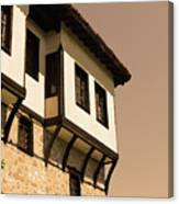 Bulgarian House Canvas Print