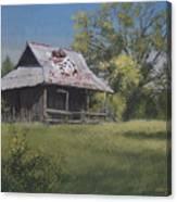 Bulldog Country Canvas Print