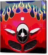 Bullet Nose Studebaker Canvas Print