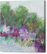 Bullfrog Paradise Canvas Print
