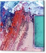 Bulli Pool Canvas Print