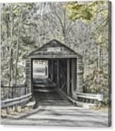 Bulls Bridge Canvas Print