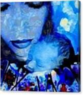 Bundle Of Boy Canvas Print