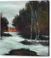 Bundle Up Canvas Print