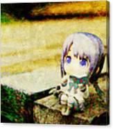 Bungaku Shoujo Canvas Print