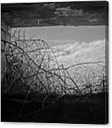Bunker View Canvas Print