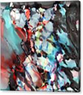Burden Of Solace Canvas Print