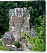 Burg Eltz Castle Canvas Print