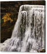 Burgess Fall Tennessee Canvas Print