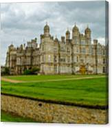 Burghley House Estate Canvas Print