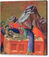 Burial 1311 Canvas Print