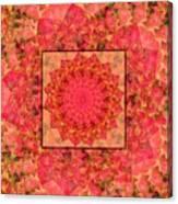 Burning Bush Floral Design  Canvas Print