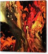Burning Desire Canvas Print