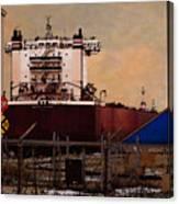 Burns Harbor Canvas Print