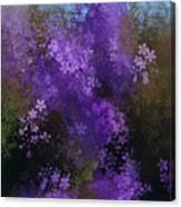 Bursting Blooms Canvas Print