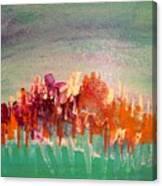 Bursting Forth Canvas Print