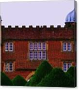 Burton Agnes Hall Canvas Print