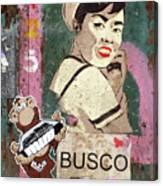 Busco Canvas Print