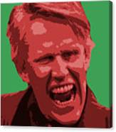 Busey Canvas Print