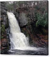 Bushkill Falls Canvas Print