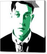 Buster Keaton Canvas Print