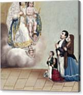 Bustos: Worship, 1879 Canvas Print