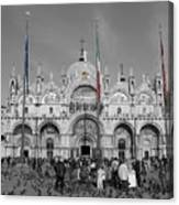 Busy St Marks Canvas Print