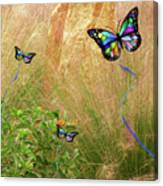 Buterflies Dream Canvas Print