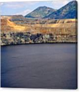 Butte Montana - Lake Berkeley Canvas Print
