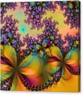 Butterflies 1 Canvas Print
