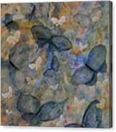 Butterflies And Fairies Canvas Print