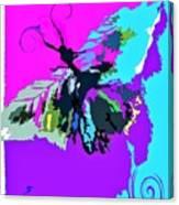 Butterfly Art By Lisa Kaiser Canvas Print
