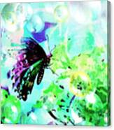 Butterfly Fantasty Canvas Print
