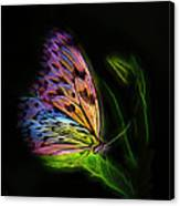 Butterfly Fantasy 2a Canvas Print